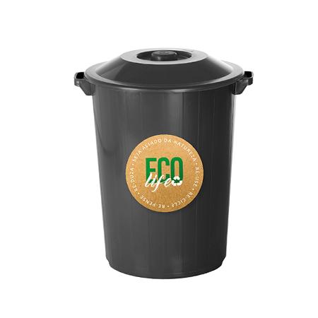 Imagem do produto Lixeira Recycle 35L