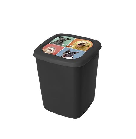 Imagem do produto Contenedor para comida de mascota 8L