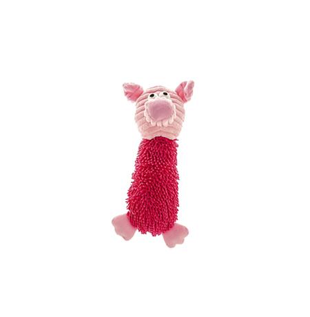 Imagem do produto: Mordedor de Pelúcia Porco para Cachorro 3040 - Rosa