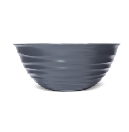 Imagem do produto: Bowl Ondas 4L 8609 - Cinza Escuro