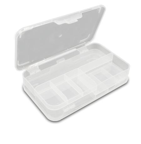 Imagem do produto: Caixa Organizadora Multiuso 4600 - Translúcido