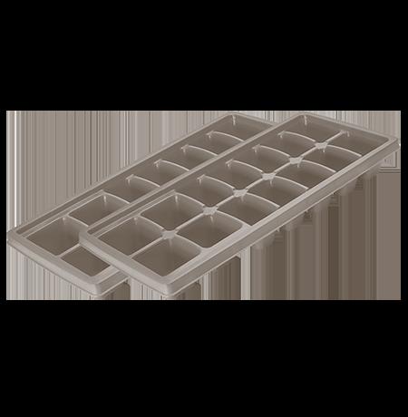 Imagem do produto: Juego de 2 Cubeteras 7745