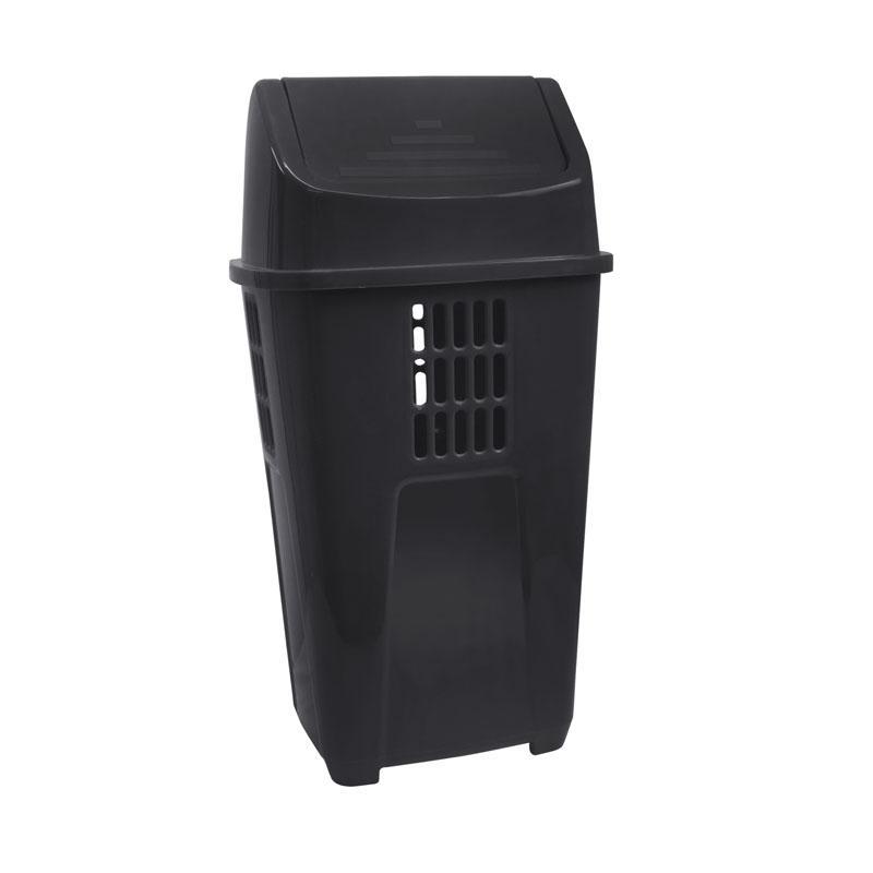 Imagem do produto Lixeira Recycle 50L