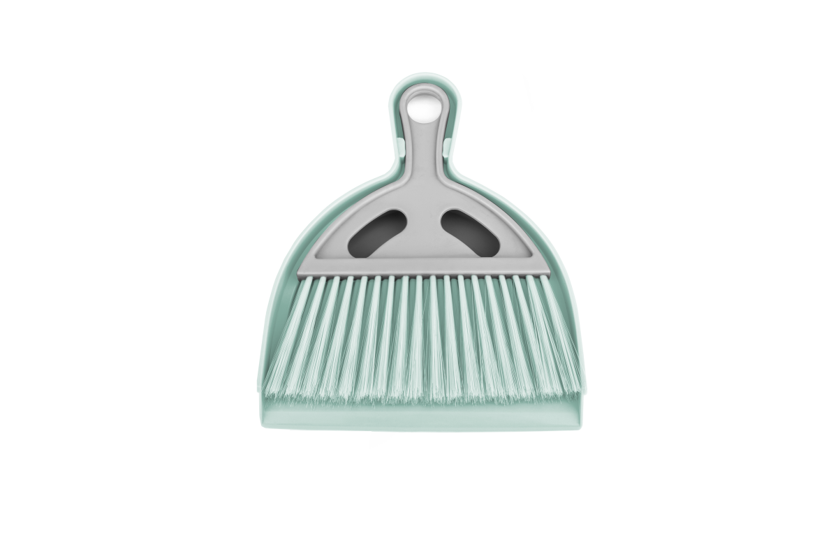 Imagem do produto Pá e Vassoura de mão
