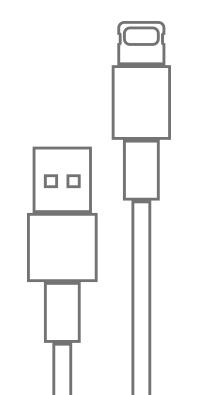 ícone caracteristica Produto USB