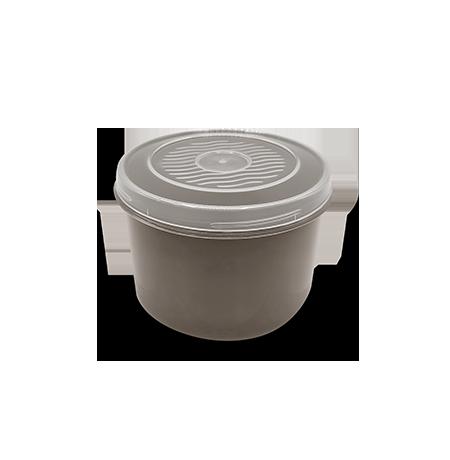 Imagem do produto: Pote com Rosca 0,4L 7745 - Fendi