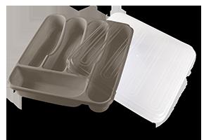 Imagem do produto: Portacubiertos con Tapa 7745
