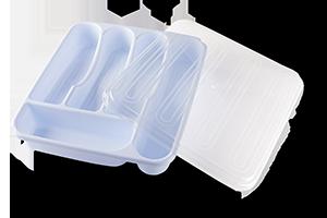 Imagem do produto: Portacubiertos con Tapa 8300