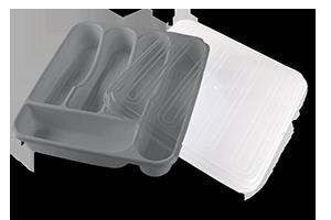 Imagem do produto: Portacubiertos con Tapa 8355