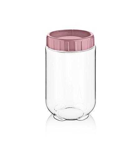 Imagem do produto: Porta Mantimentos 1L 3475 - Rosa