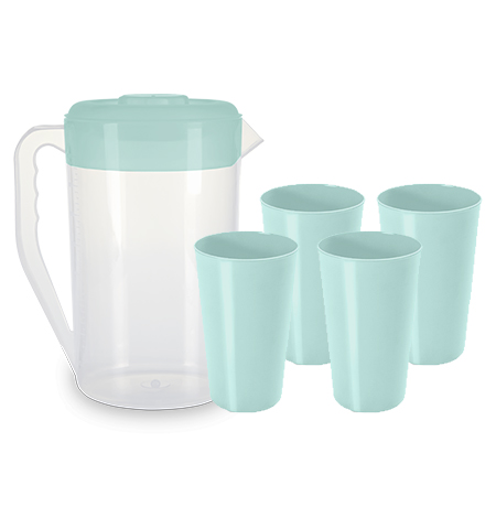 Imagem do produto: Set of cups and picther 5113