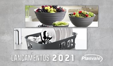 Lançamentos: Trouxemos novidades para 2021! Fique por dentro.