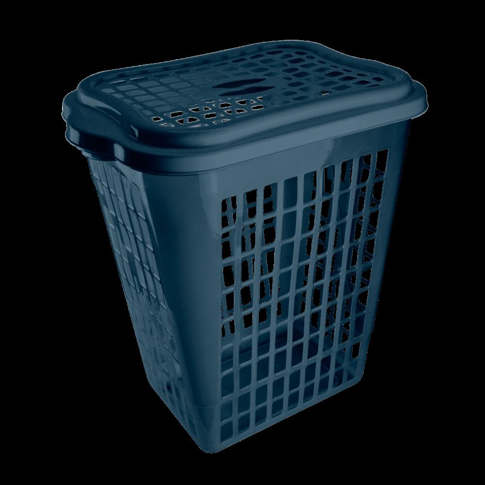 Imagem do produto: Cesto 46L 2903 - Azul Petróleo