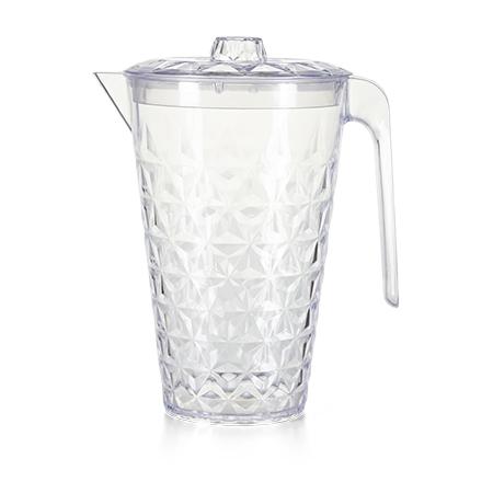 Imagem do produto: Jarra Cristal com Tampa 2L 4600 - Translúcido