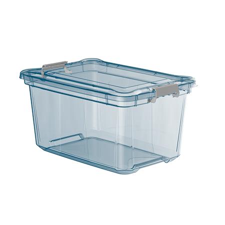 Imagem do produto: Organizador 27L 5027 - Azul Translúcido