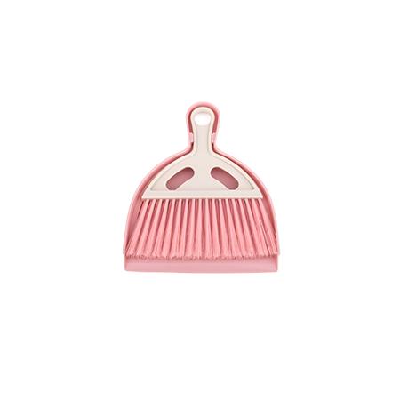 Imagem do produto: Pá e Vassoura de mão 3035 - Rosa