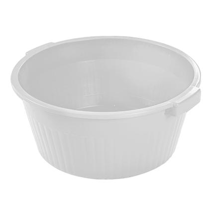 Imagem do produto: Bacia Canelada 34L 8510 - Branco