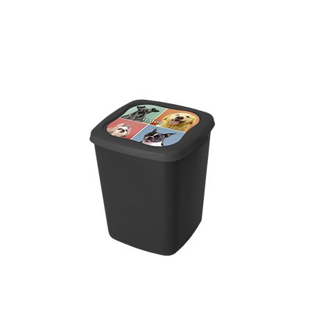 Imagem do produto Contenedor para comida de mascota 2,3L