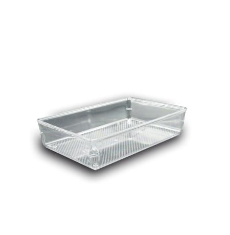 Imagem do produto: Cesta Organizadora 1,5L 4600 - Translúcido
