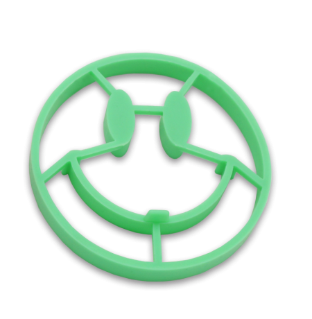 Imagem do produto: Forma para Ovo de Silicone (Smile) 5412