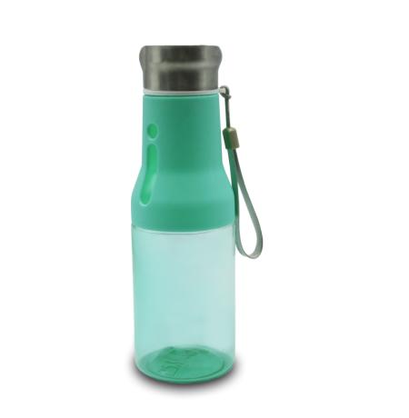 Imagem do produto: Garrafa Touch 550ml 5912 - Verde Transparente