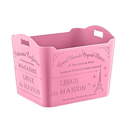 Imagem do produto: Organizador Paris 2,5L 3475 - Rosa