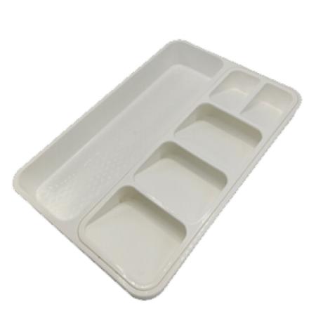 Imagem do produto: Organizador de Talheres 8300- Branco