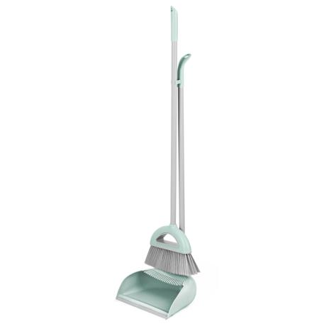 Imagem do produto: Pá e Vassoura Limpe+ 5113 - Verde