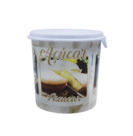 Imagem do produto: Pote Açúcar 1,4L 8300 - Branco