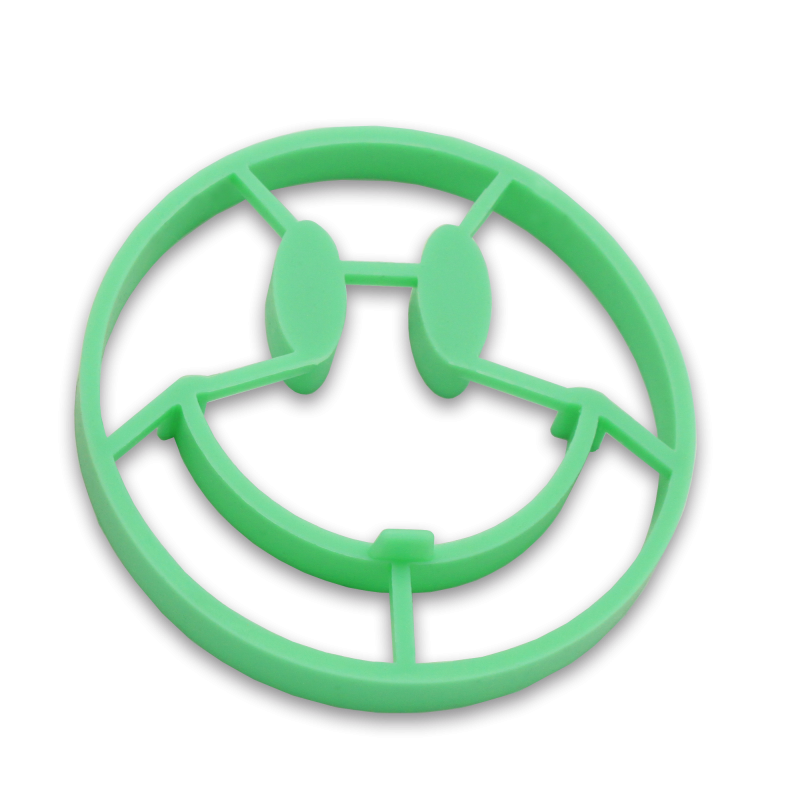 Forma para Ovo de Silicone (Smile)
