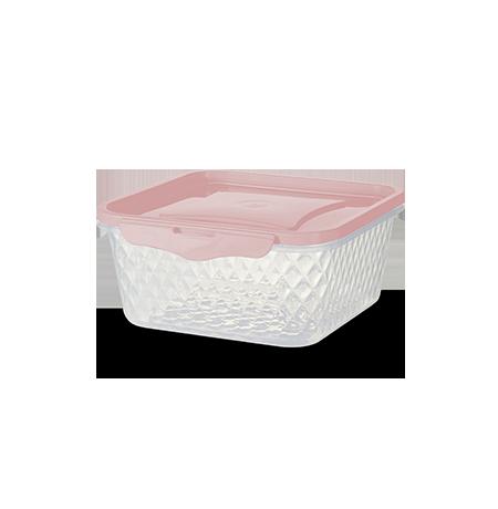 Imagem do produto: Square Container 0,55L 3475 - Pink