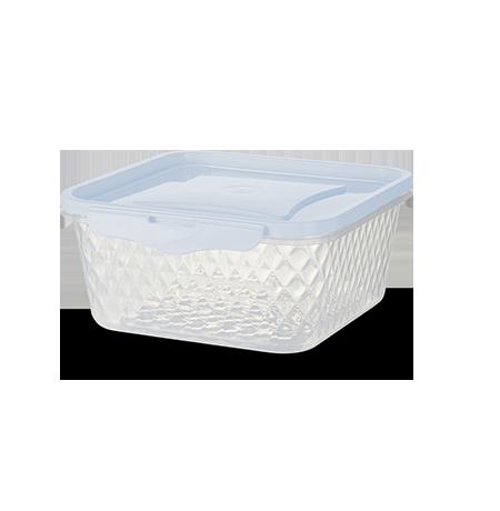 Imagem do produto: Pote Quadrado 1L 8300 - Branco