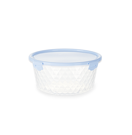 Imagem do produto: Pote Redondo 0,55L 8300 - Branco