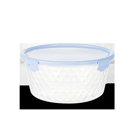 Imagem do produto: Pote Redondo 1L 8300 - Branco