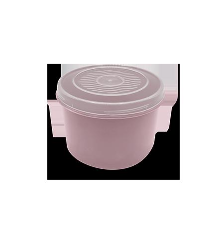 Imagem do produto: Pote com Rosca 0,4L 3475 - Rosa