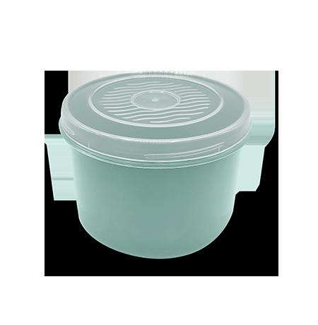 Imagem do produto: Pote com Rosca 0,6L 5113 - Verde