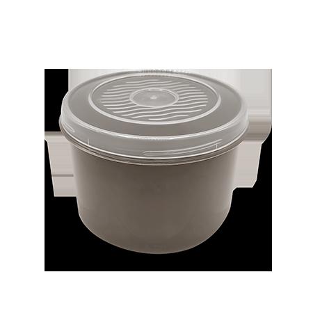 Imagem do produto: Pote com Rosca 0,6L 7745 - Fendi