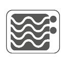ícone caracteristica Permitido usar no Micro-ondas