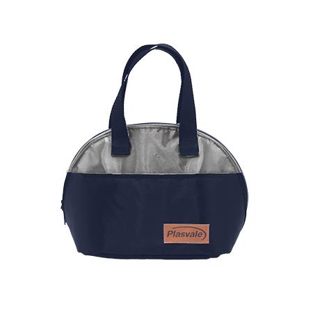 Imagem do produto: Bolsa Térmica P 8723 - Azul + Cinza