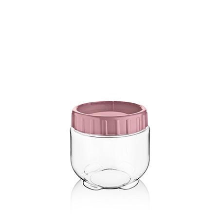 Imagem do produto: Porta Mantimentos 0,55L 3475 - Rosa